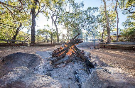 Evening Campfires