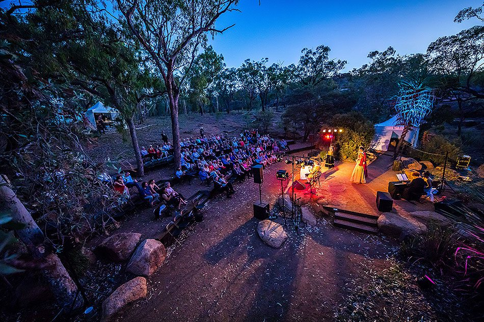 Undara Opera in the Outback