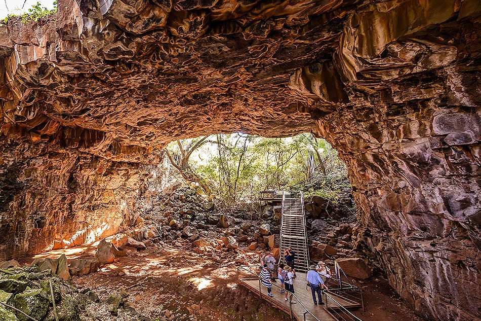 Undara Wind Tunnel Explorer Tour